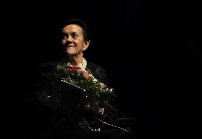 Bjørg Vik. Foto Oda Lilløy Andersen