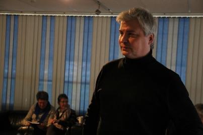 PER ERIK ANDERSEN - LITTERATURGARASJEN - BOKPRTATEN PORSGRUNN BIBLIOTEK
