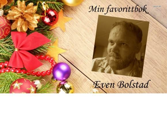 12 desember Even Bolstad