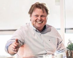 ENGASJERT: Etterforsker William Wisting har funnet ny gnist i Jørn Lier Horsts nyeste krimbok.