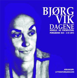 bjørg vik dagene program 2015 forside