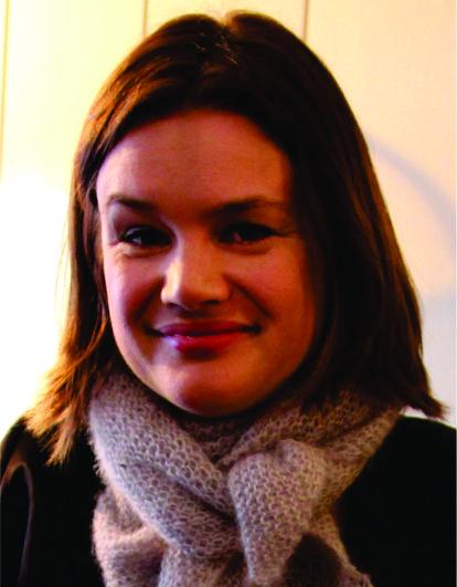 Ruth lillegraven passfoto