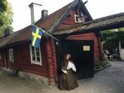 Tante Brun og Onkel Blå bor i Sigtuna.