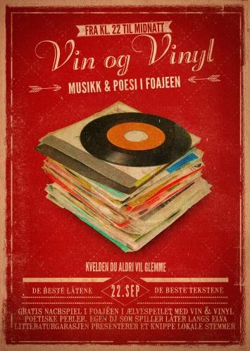 vin og vinyl