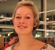 POETISK OM SMERTE: Ingrid Melfald Hafredals Harehjerte en lavmælt bok om livet på en institusjon for ungdom med psykiske plager. Foto: Astrid Borchgrevink Lund.