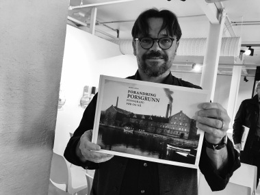 PORSGRUNN FØR OG NÅ: Takket være den store bildebasen til Telemark Museum og det tette samarbeidet med fotograf Peter Lukas, er fotoboka «Forandring Porsgrunn» endelig klar. Boka «Forandring Skien er allerede gitt ut.